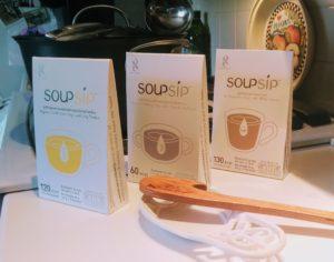 Natural, organic soups international market
