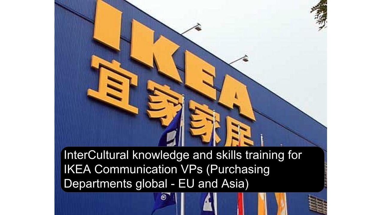 IKEA corporate training