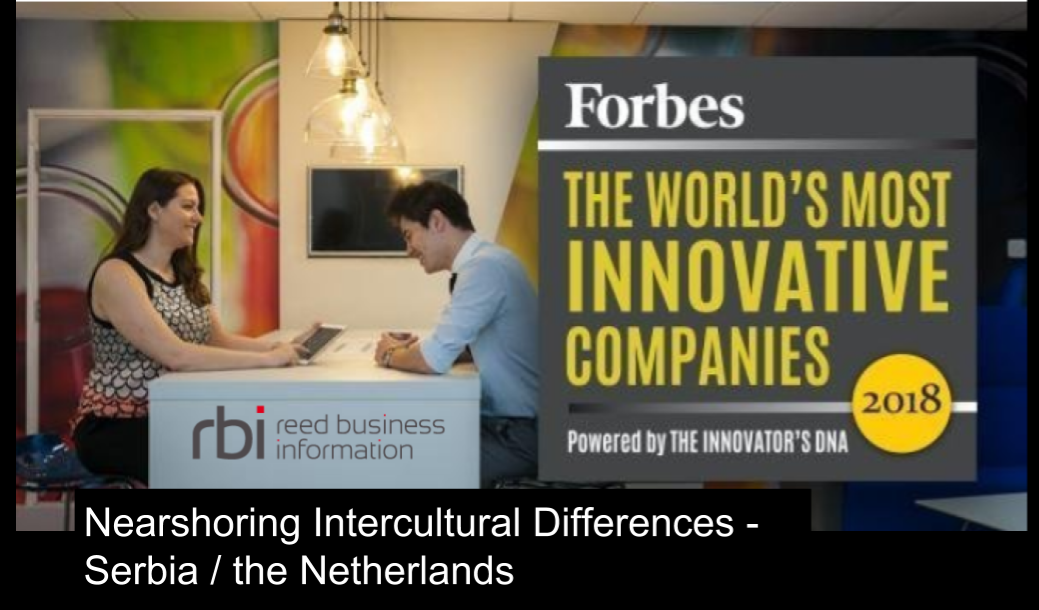 Reed Business Information nearshoring intercultural differences
